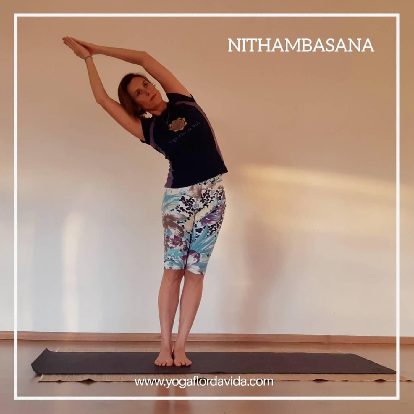 Nithambasana