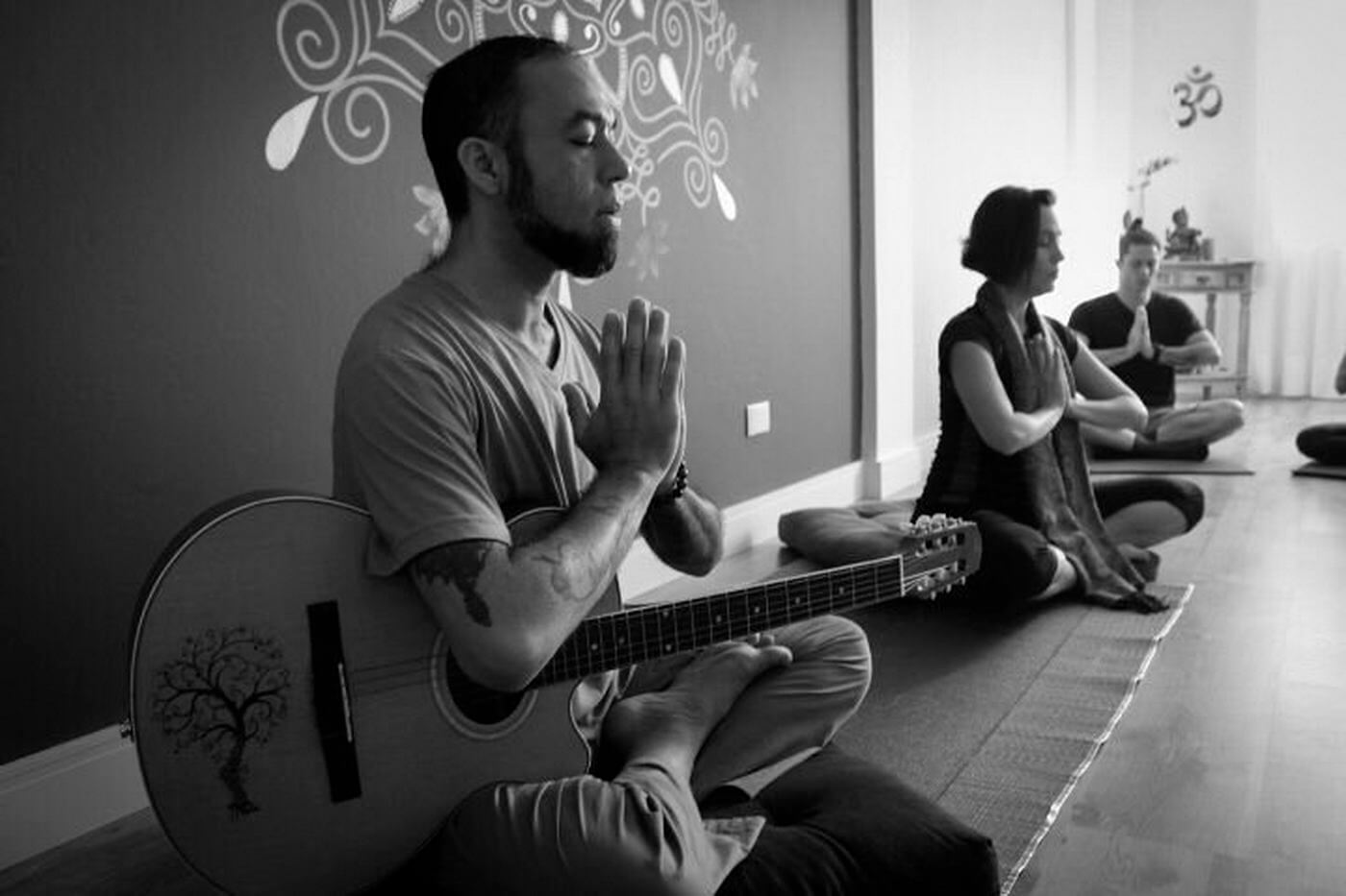 Yoga Flor Da Vida 101