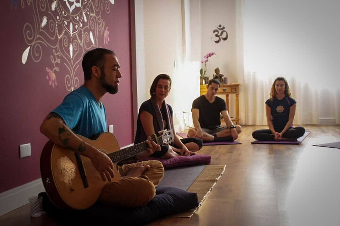 Yoga Flor Da Vida 103