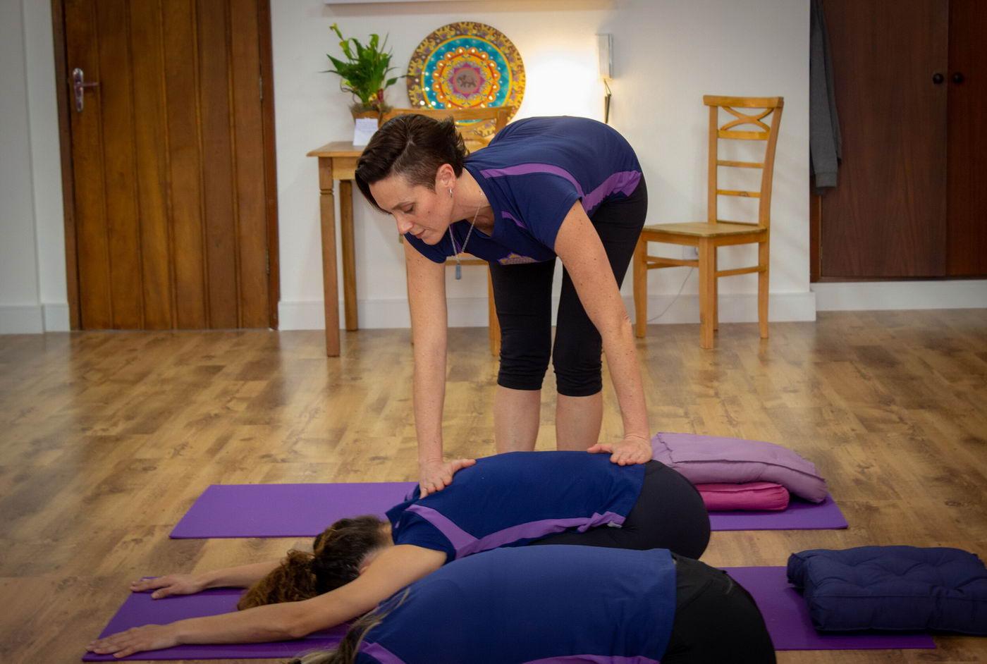 Yoga Flor Da Vida 60