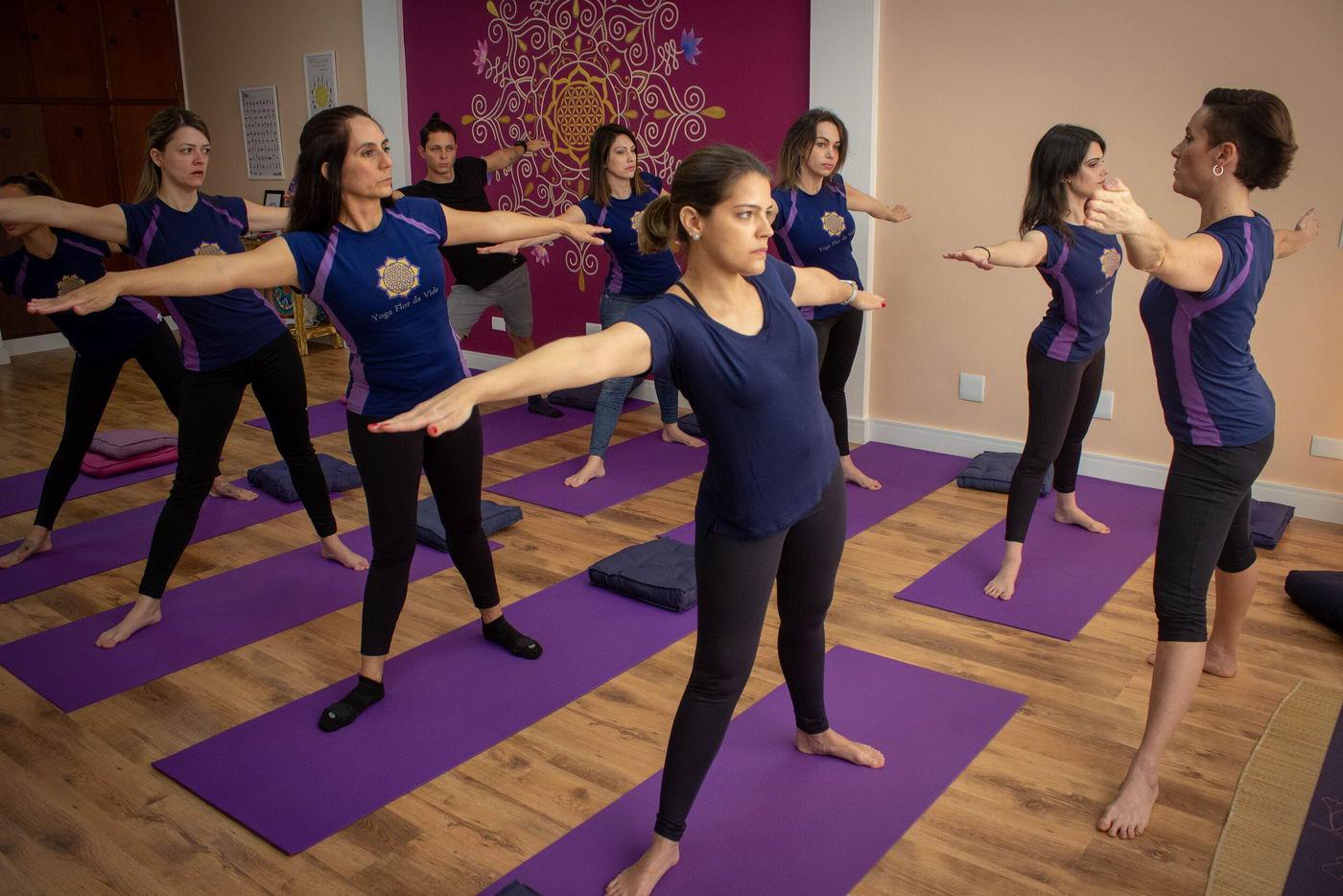 Yoga Flor Da Vida 63