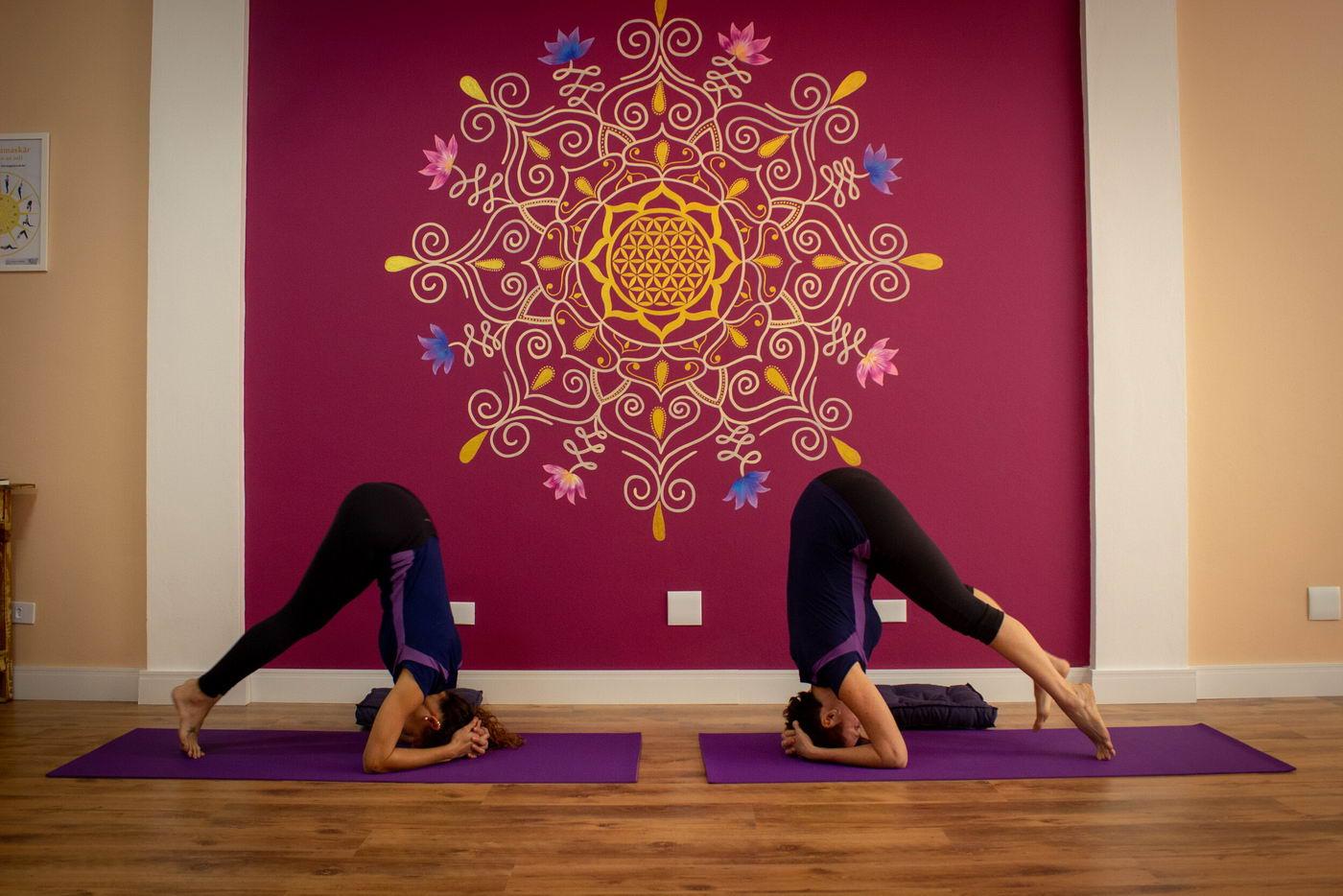 Yoga Flor Da Vida 80