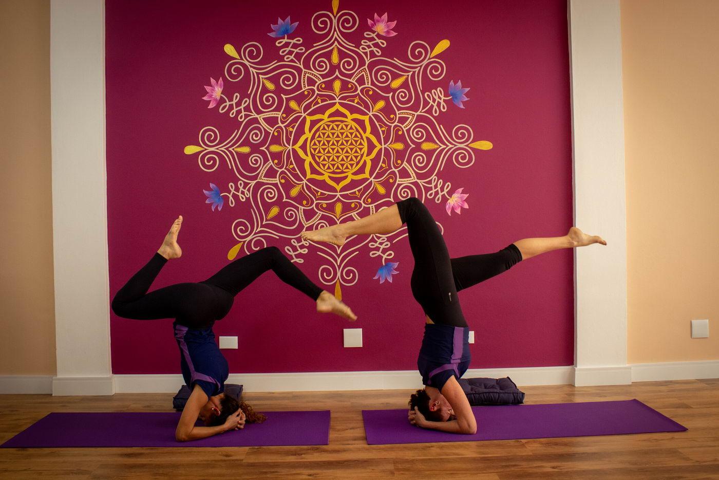 Yoga Flor Da Vida 82