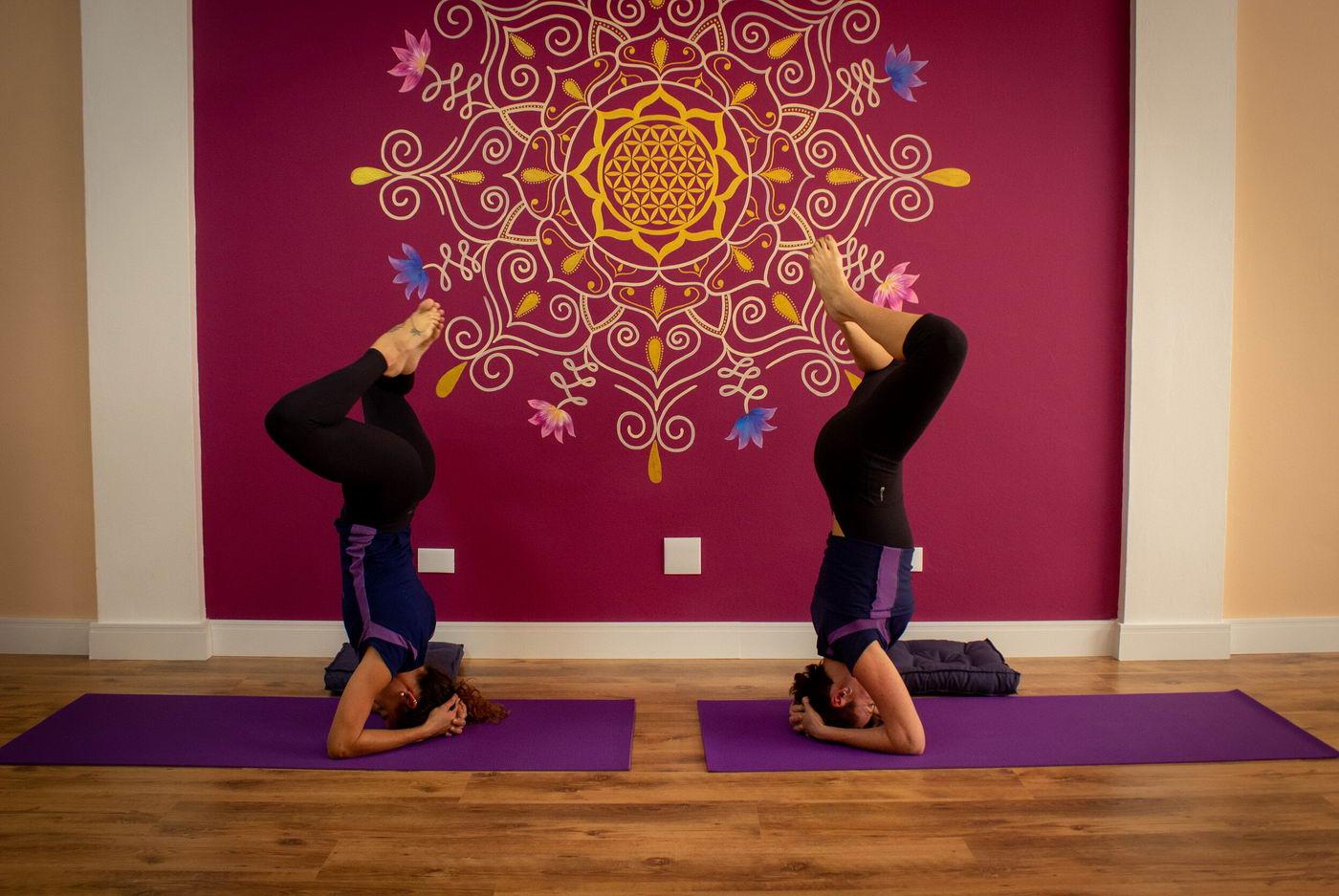 Yoga Flor Da Vida 83