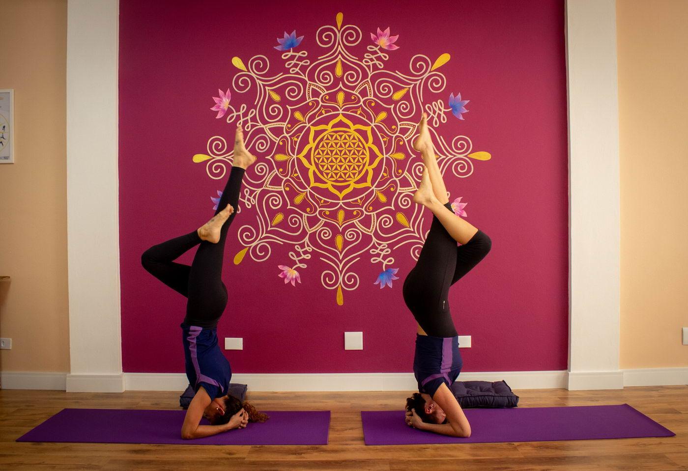 Yoga Flor Da Vida 84