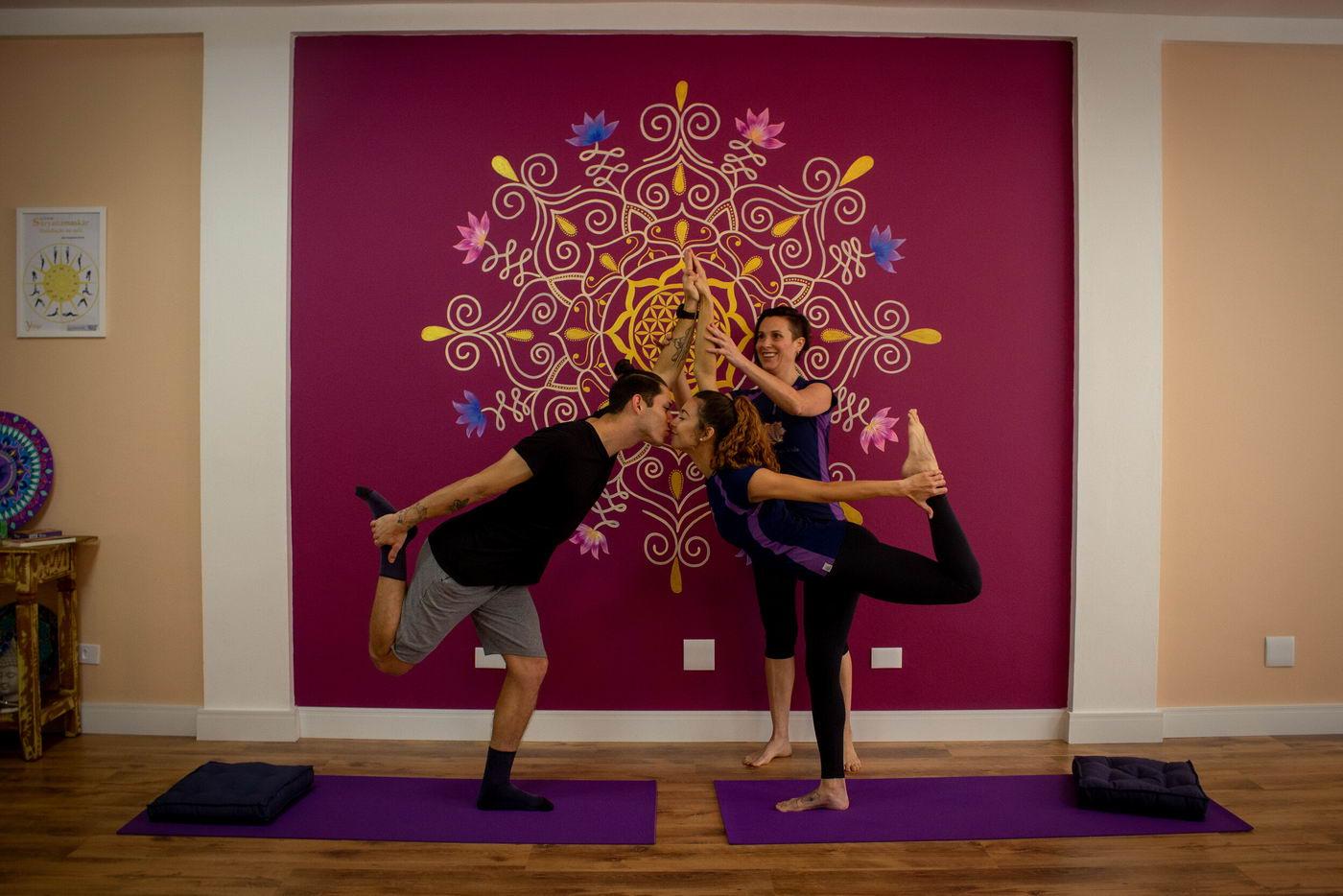 Yoga Flor Da Vida 86