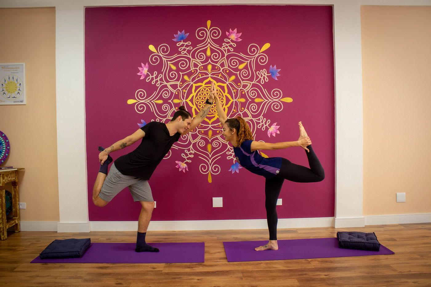 Yoga Flor Da Vida 87